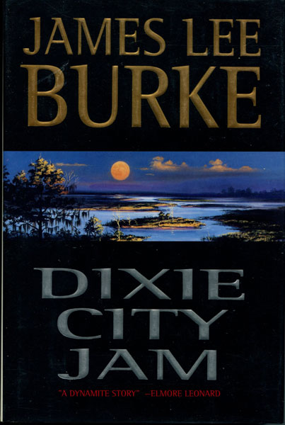 Dixie City Jam. by  James Lee. Burke