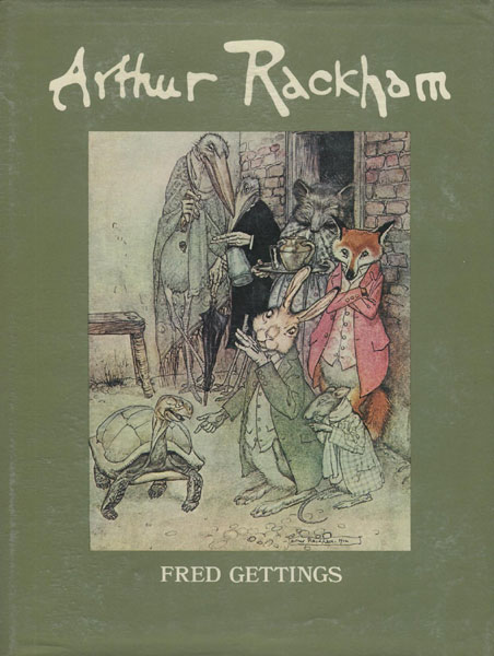 Arthur Rackham.  by Fred. Gettings