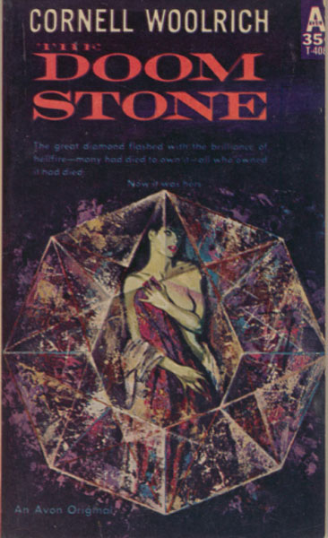 The Doom Stone.  by Cornell. Woolrich