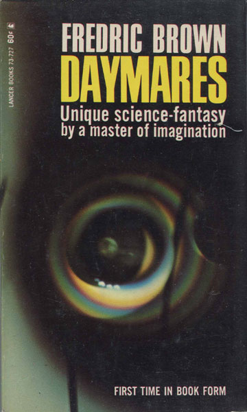 Daymares. by Fredric Brown