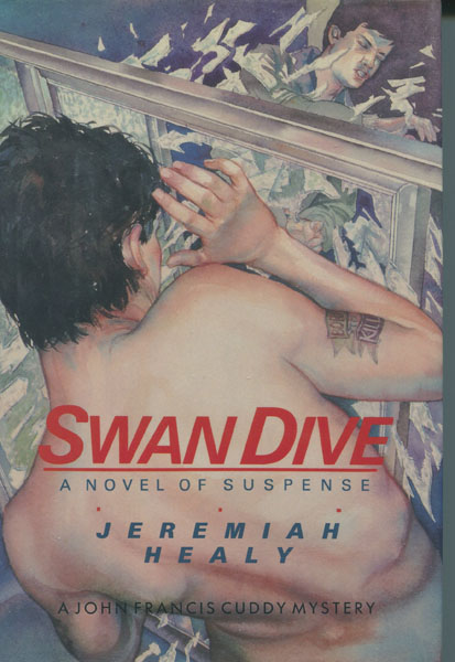 Swan Dive. by  Jeremiah. Healy
