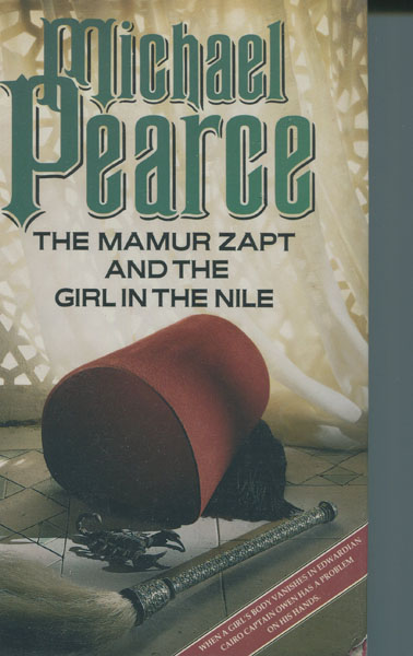 The Mamur Zapt And The Girl In The Nile. by  Michael. Pearce
