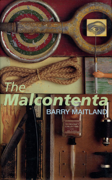 The Malcontenta. by  Barry Maitland
