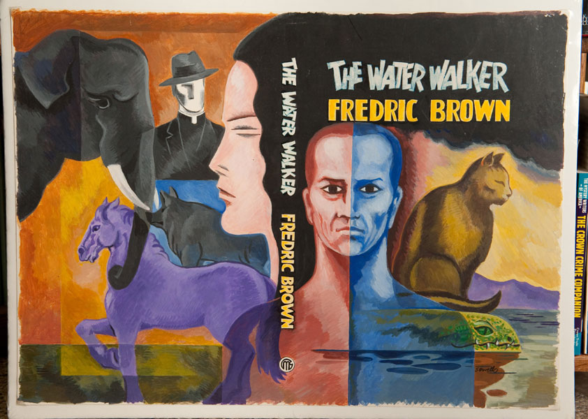 The Water Walker by Fredric Brown