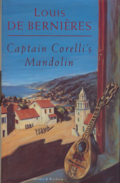 Captain Corelli's Mandolin. by  Louis. De Bernieres