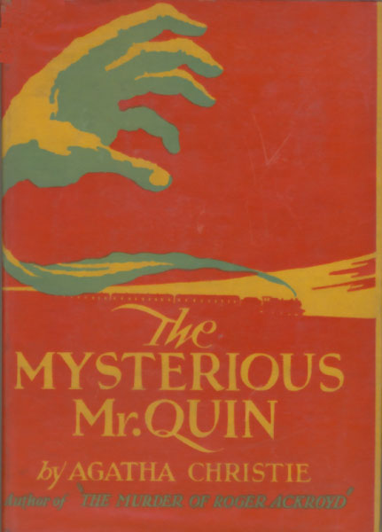 The Mysterious Mr. Quin. by Agatha. Christie