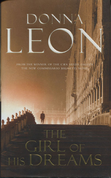 The girl of his dreams by donna leon