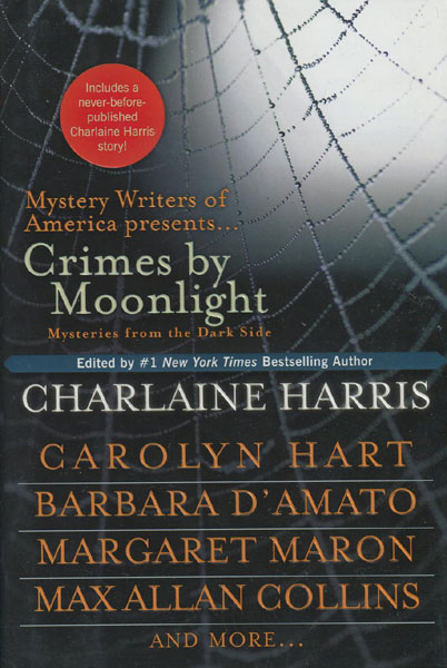 Crimes By Moonlight.  Charlaine. Harris [Edited By]