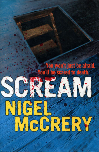 Scream. by Nigel. Mccrery