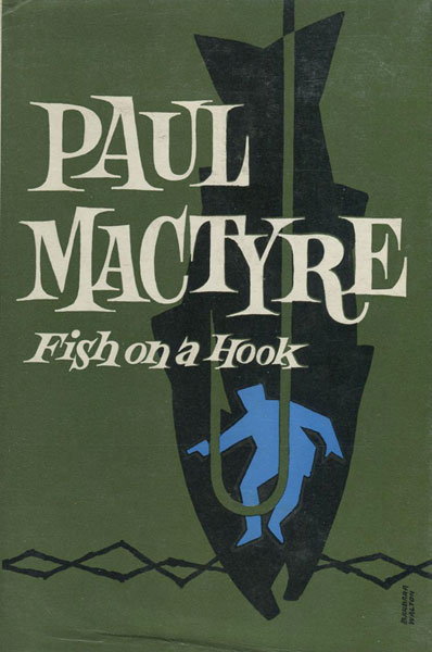 Fish On A Hook by Mactyre Paul