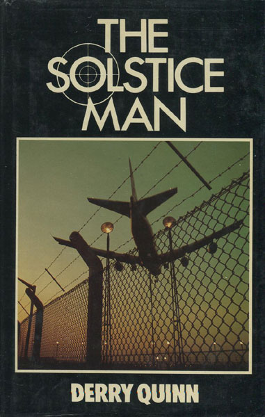 The Solstice Man. by Derry. Quinn