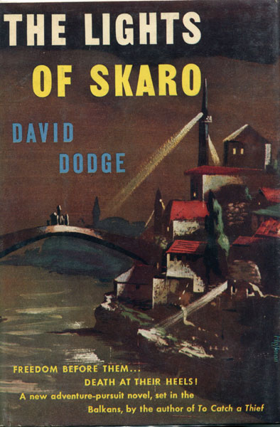 The Lights Of Skaro by  David Dodge