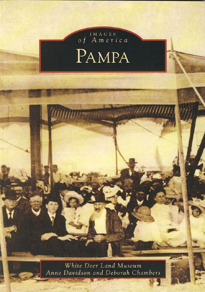 Pampa by  Anne And Deborah Chambers Davidson