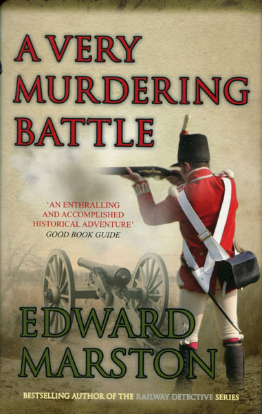 A Very Murdering Battle.  by  A.E. Marston