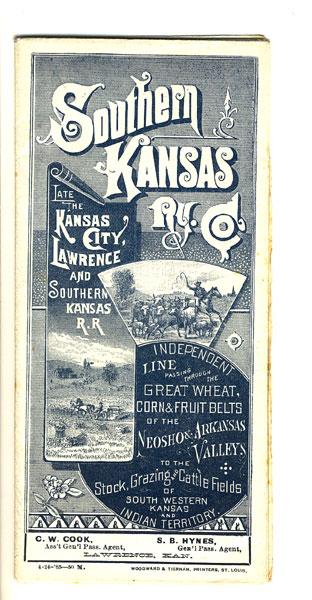 Southern Kansas Railway Co., Late The Kansas City ...