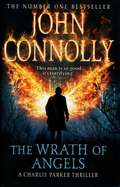 The Wrath Of Angels. by John Connolly