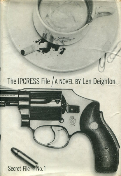 The Ipcress File. by  Len. Deighton