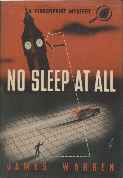 No Sleep At All by James Warren