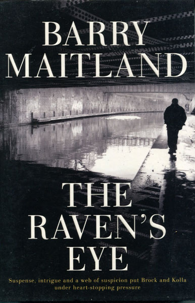 The Raven's Eye by Barry Maitland