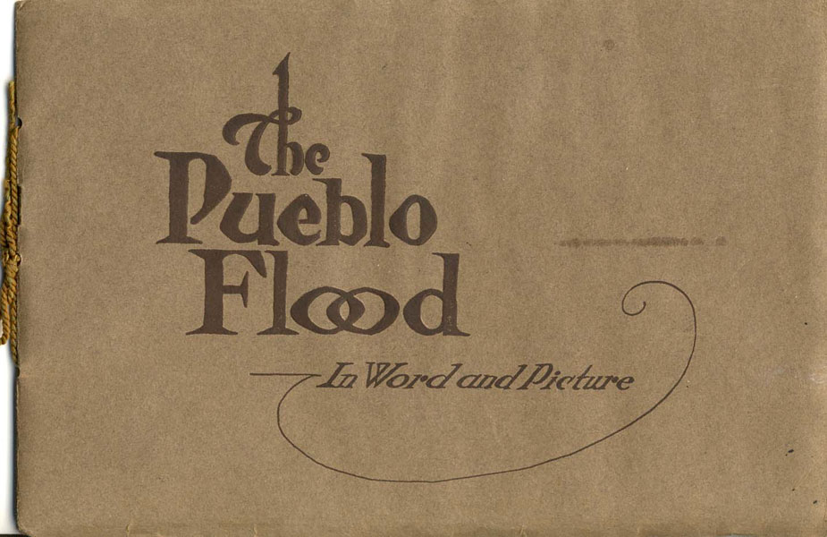 The Pueblo Flood In Word And Picture by  John Martin