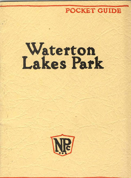 Pocket Guide To Waterton Lakes Park
