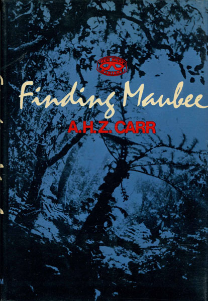 Finding Maubee by  A. H. Z Carr