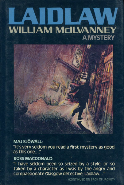 Laidlaw. by  William. Mcilvanney