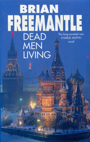 Dead Men Living by Brian Freemantle