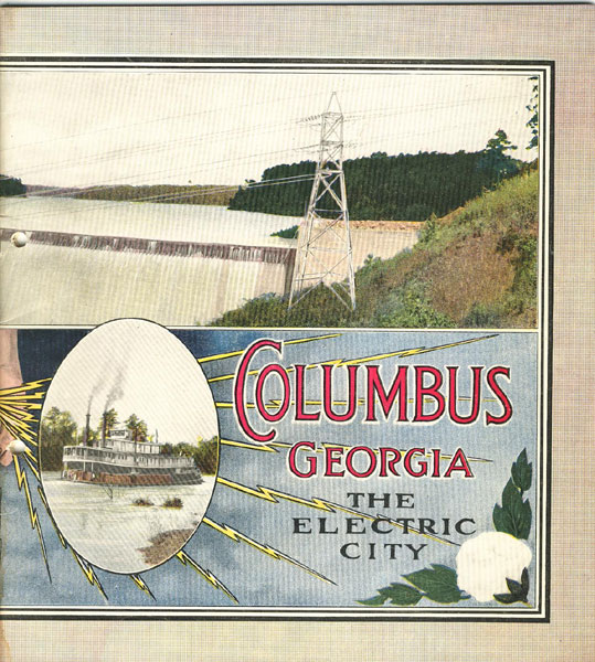 Columbus, Georgia, The Electric City by Columbus Chamber Of Commerce