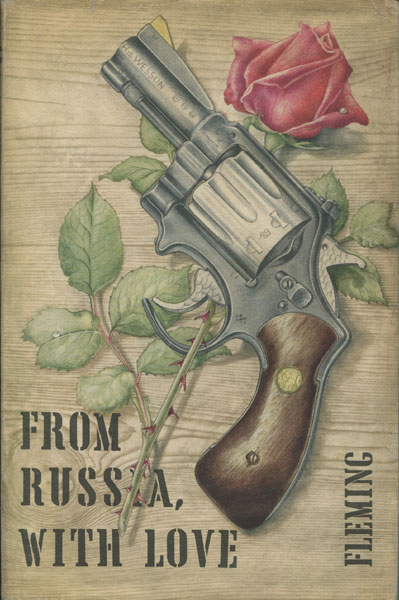 From Russia, With Love. by Ian. Fleming