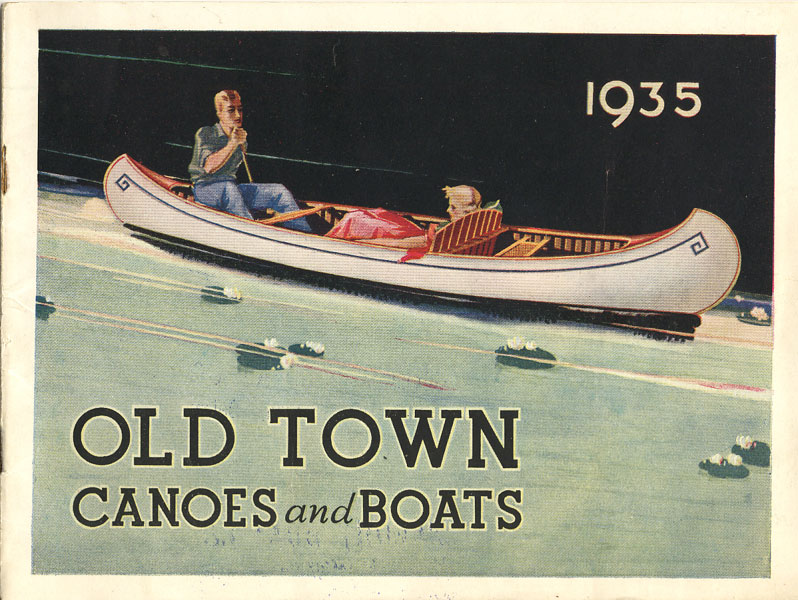Old Town Canoes