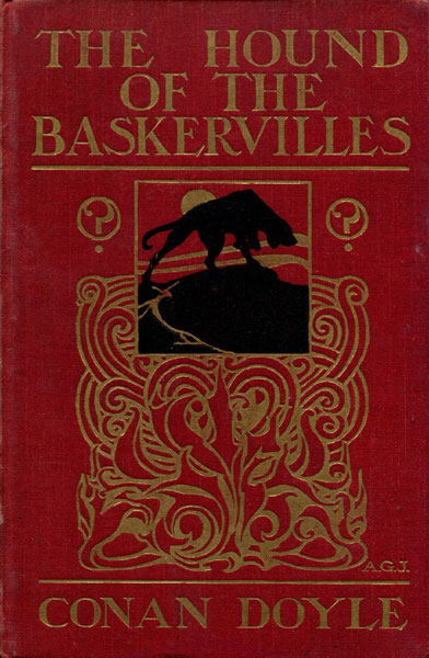 The Hound Of The Baskervilles; Another Adventure Of Sherlock Holmes. by  A. Conan Doyle