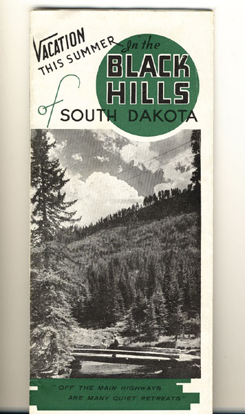 Vacation This Summer In The Black Hills Of South Dakota