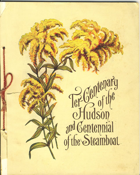 Ter-Centenary Of The Hudson And Centennial Of The Steamboat