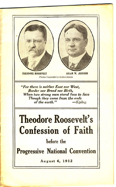 a look at president theodore roosevelt and the progressive movement Progressivism: roosevelt and taft vice president theodore roosevelt returned from a camping trip to take the oath of office although he was the youngest person ever to hold the office, roosevelt had considerable political experience.
