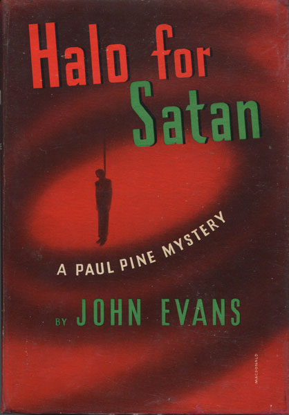 Halo For Satan by  John Evans