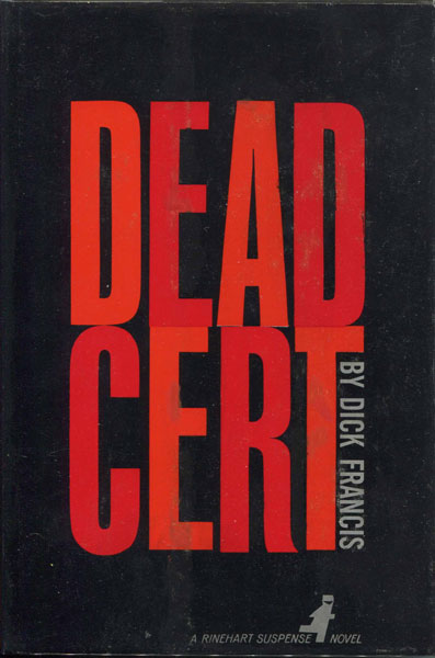 Dead Cert. by Dick Francis