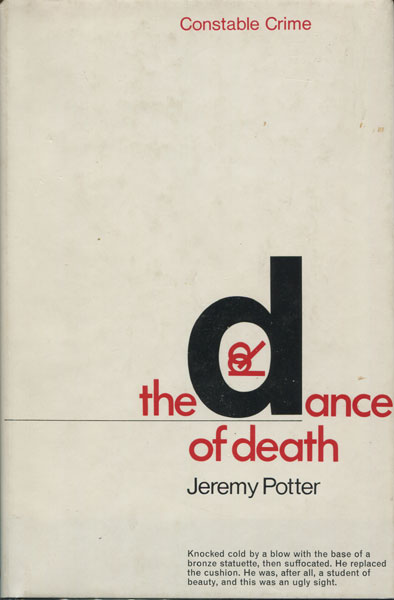 The Dance Of Death by  Jeremy Potter