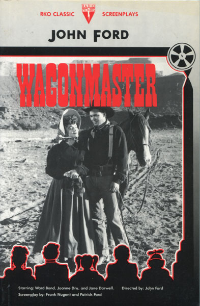 Wagonmaster  Jr., Harry & Ben Johnson  Carey [Actor]