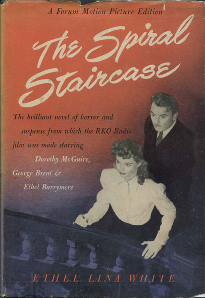 The Spiral Staircase Photoplay Edition By Ethel Lina White