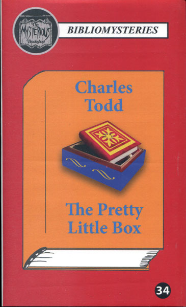 The Pretty Little Box by  Charles Todd