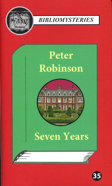 Seven Years by  Peter Robinson