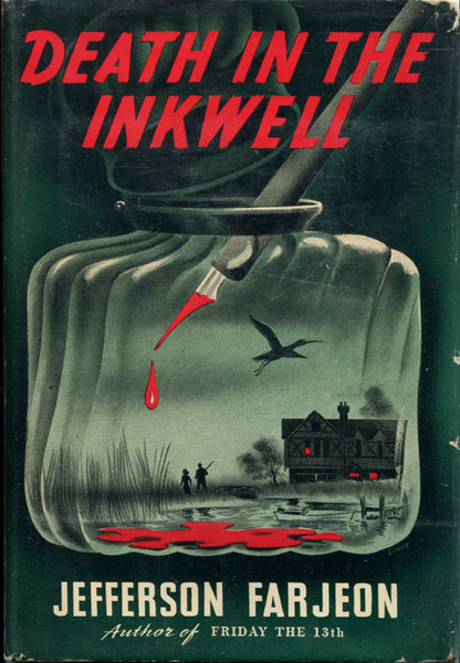 Death In The Inkwell by  Jefferson Farjeon