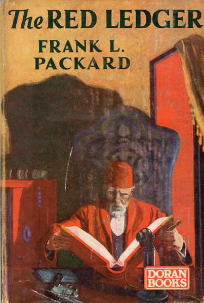 The Red Ledger by Frank L. Packard