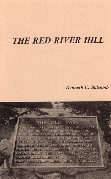 The Red River Hill by  Kenneth C. Balcomb