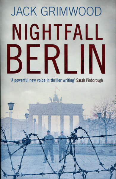 Nightfall Berlin by  Jack Grimwood