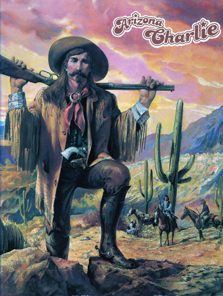 Arizona Charlie. A Legendary Cowboy, Klondike Stampeder And Wild West Showman by  Jean Beach. King