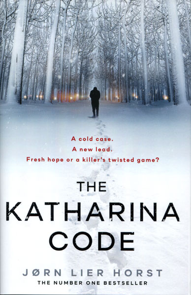 The Katharina Code by  Jorn Lier Horst