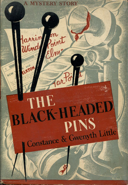 The Black-Headed Pins by Constance And Gwenyth Little