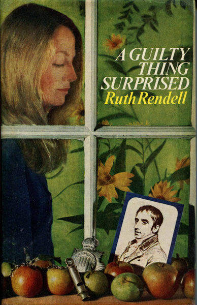 A Guilty Thing Surprised. by Ruth. Rendell